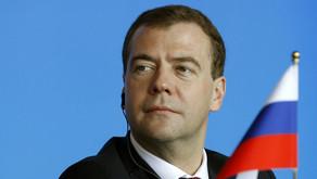Geopolítica existencialista de Dmitri Medvedev.