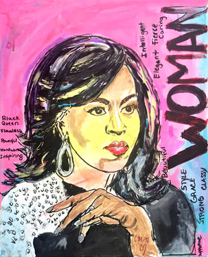 I am Woman: Michelle Obama