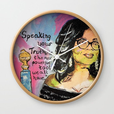 Speak your Truth: Oprah