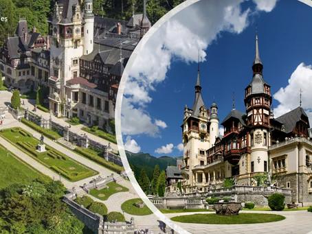Gyönyörű helyek Romániában