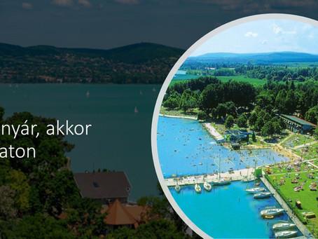 Ha nyár, akkor Balaton