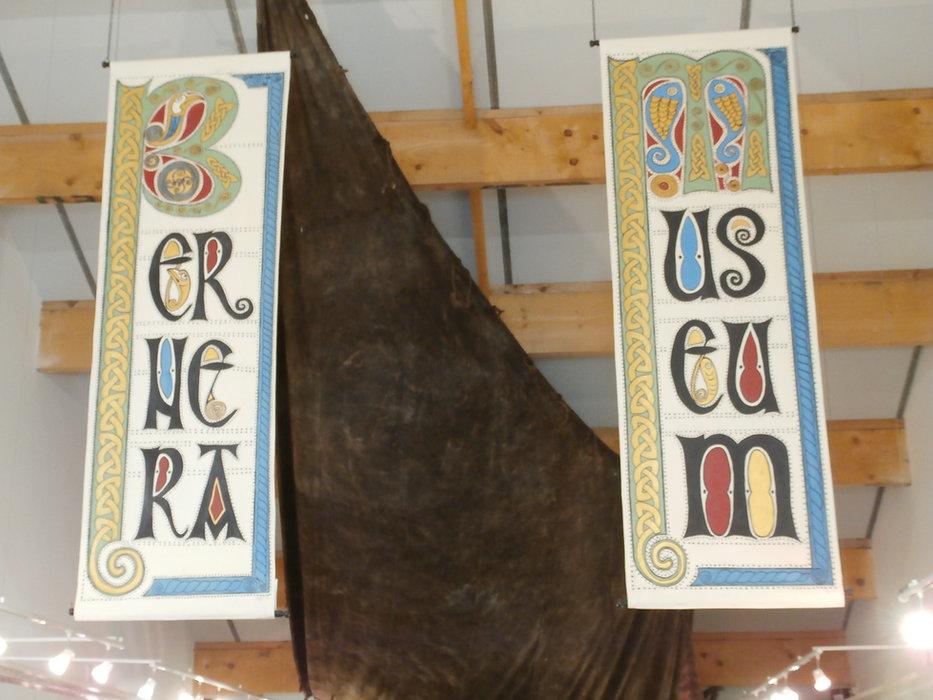 Bernera Museum Banners.JPG