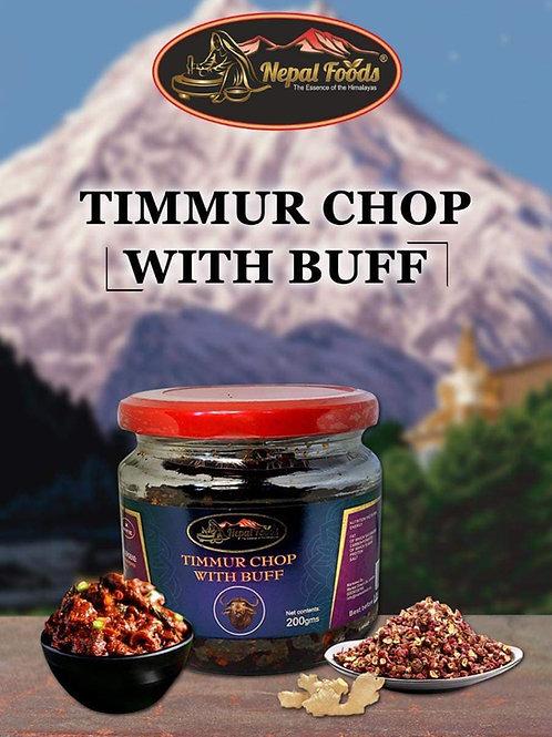 Timmur ko chop with buff 200g