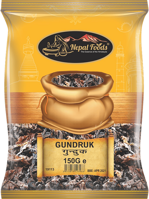 Gundruk (Dried herbs) 150g