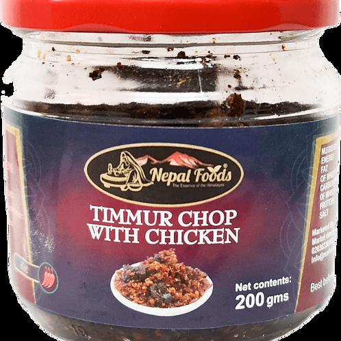 Timmur with Chicken 200g