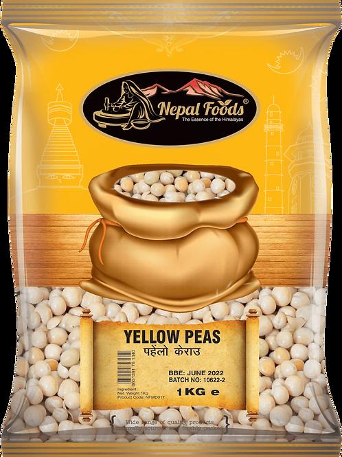YELLOW PEAS 1kg
