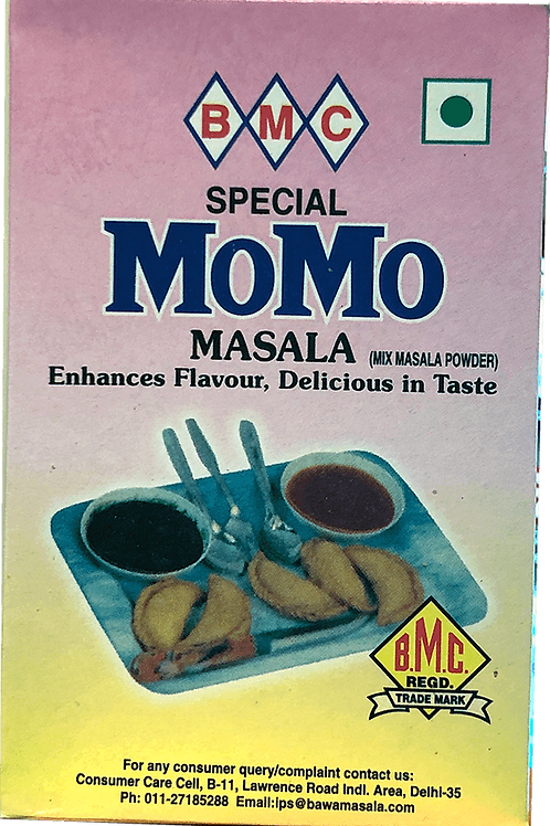BMC MOMO MASALA 10X100g