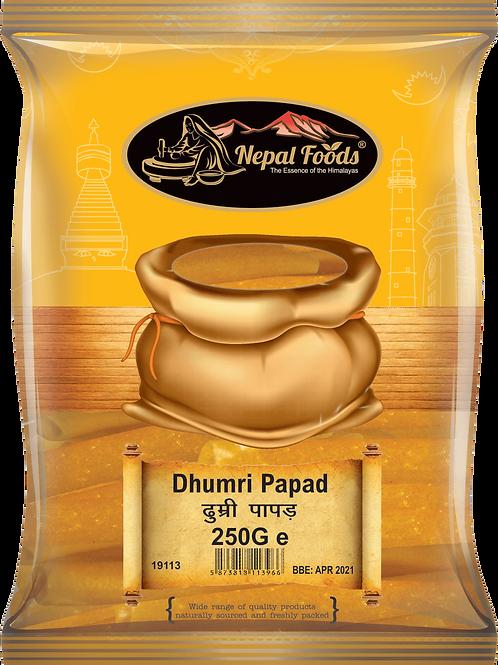 DHUMRI PAPAD 250g