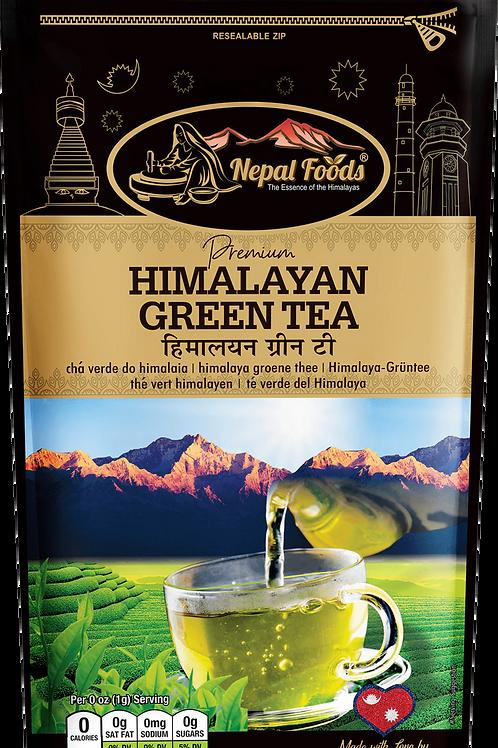 HIMALAYAN GREEN TEA 35g