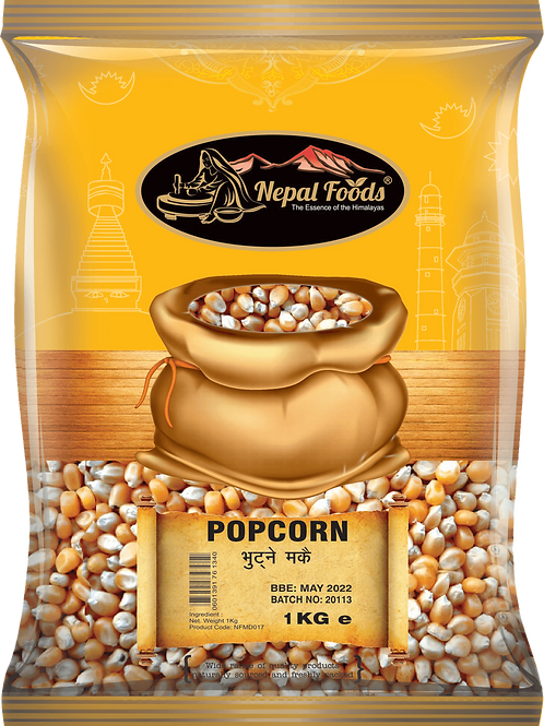 POPCORN 1kg