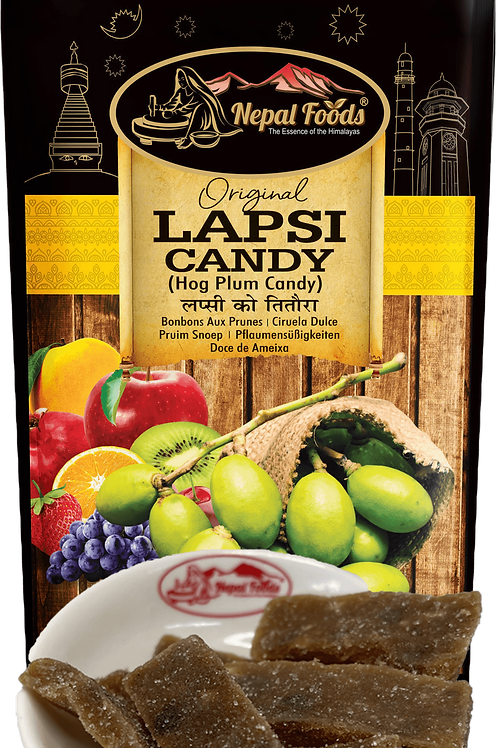 SLICED LAPSI CANDY 80g