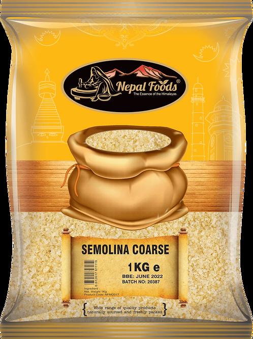SEMOLINA COARSE 1kg