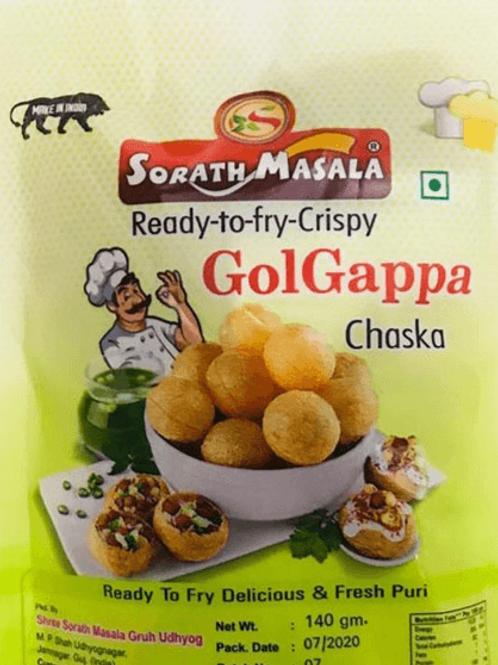 Sorath Gol Guppa (Ready to fry) 140g