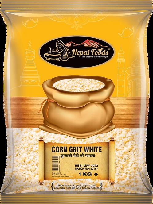 JUMLA CORN GRIT WHITE 1kg