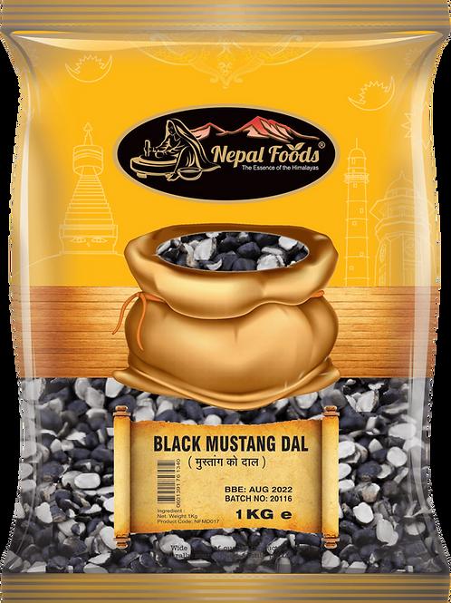 MUSTANG DAL BLACK 1kg