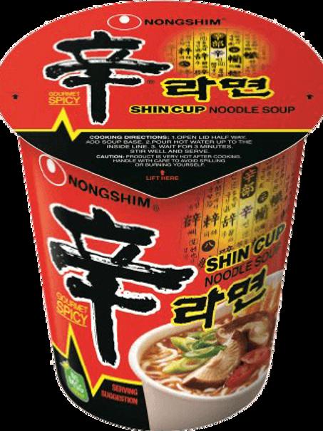 N.SHIM SHIN CUP 68g