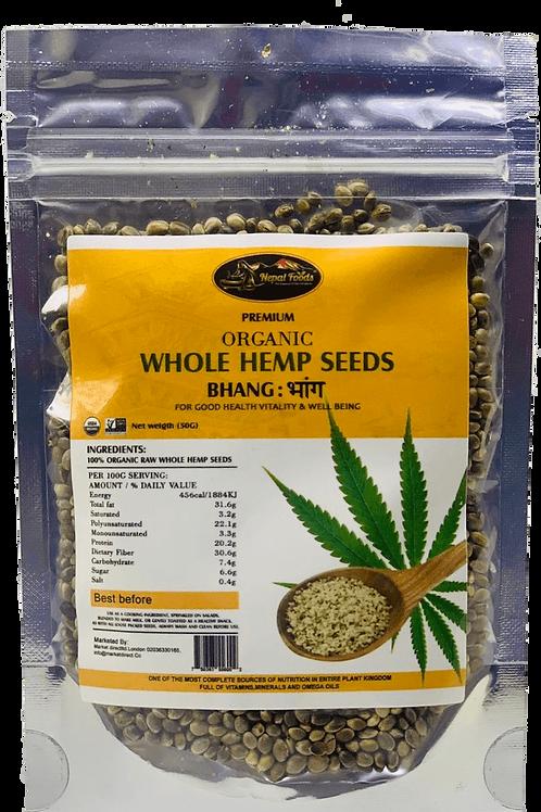 Hemp Seed (Bhang) 50g