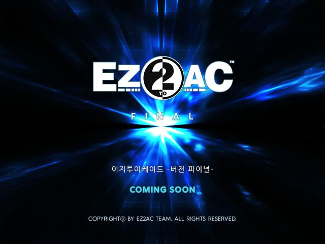 EZ2AC : FINAL