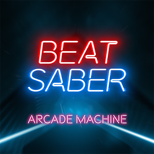 Beat Saber Aracade Machine
