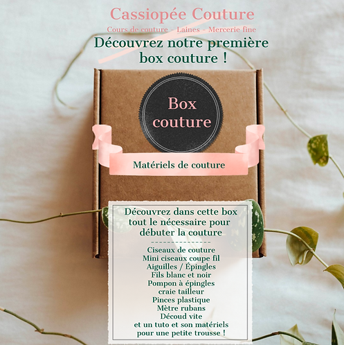 Box couture