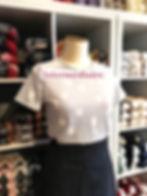 T-shirt cours intermediaire, Cassiopée Couture, Mercerie et Cours de couture à Arpajon, Essonne