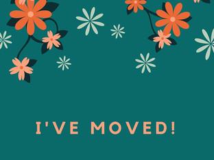 I've Moved!