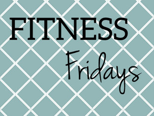 Fitness Friday + Overtraining Quick Thoughts