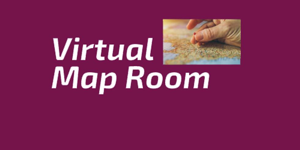 Virtual Map Room training webinar
