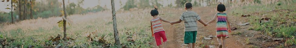 すべての人に手を差しのべ、すべての子どもを救うため