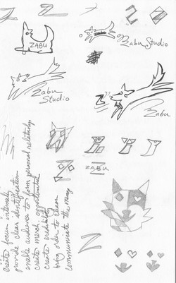 Initial Notes & Sketches