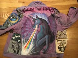 Unicorn Battle Jacket