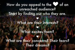 Finding Unreached Audiences