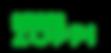 Dennis zoppi logo MAIUSCOLO VERDE .png