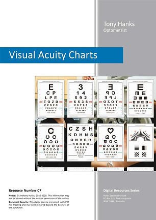 Visual Acuity Charts