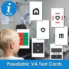 Paediatric VA Test Cards