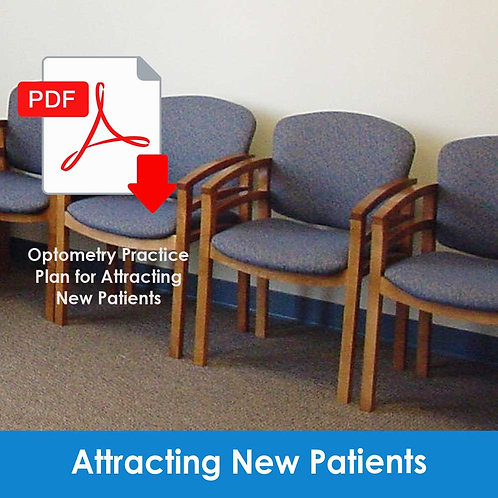 Monograph 2 - Plan for Attracting New Patients