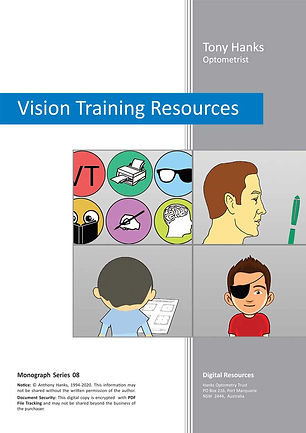 Vision training exercises