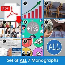 Set of all 7 monographs