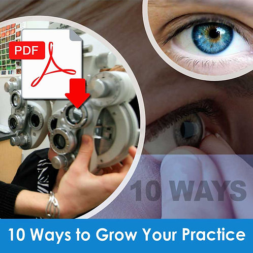 Monograph 5 - 10 Ways to Grow Your Practice