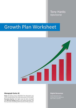 Optometry growth plan