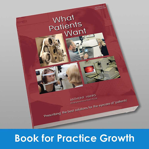 What Patients Want - Book