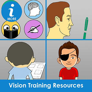 Vision Training Resources