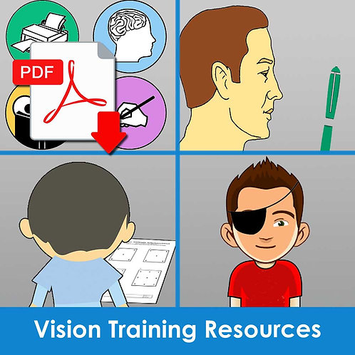 Monograph 8 - Vision Training Resources