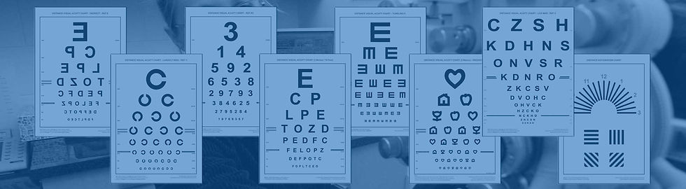 visual acuity chart