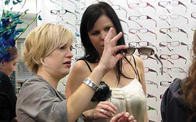 Optometry support staff