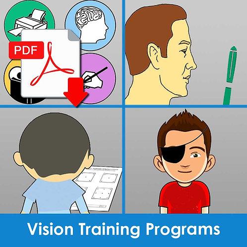 Monograph 7 - Vision Training Programs