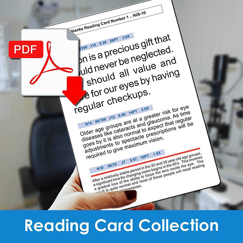 VA Series 2 - Reading Card Collection