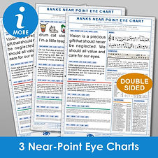 Hanks Near Eye Charts
