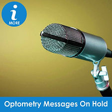 Optometry Messages on Hold