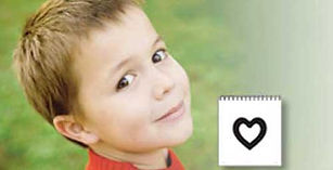 Hanks Paediatric Eye Test Cards